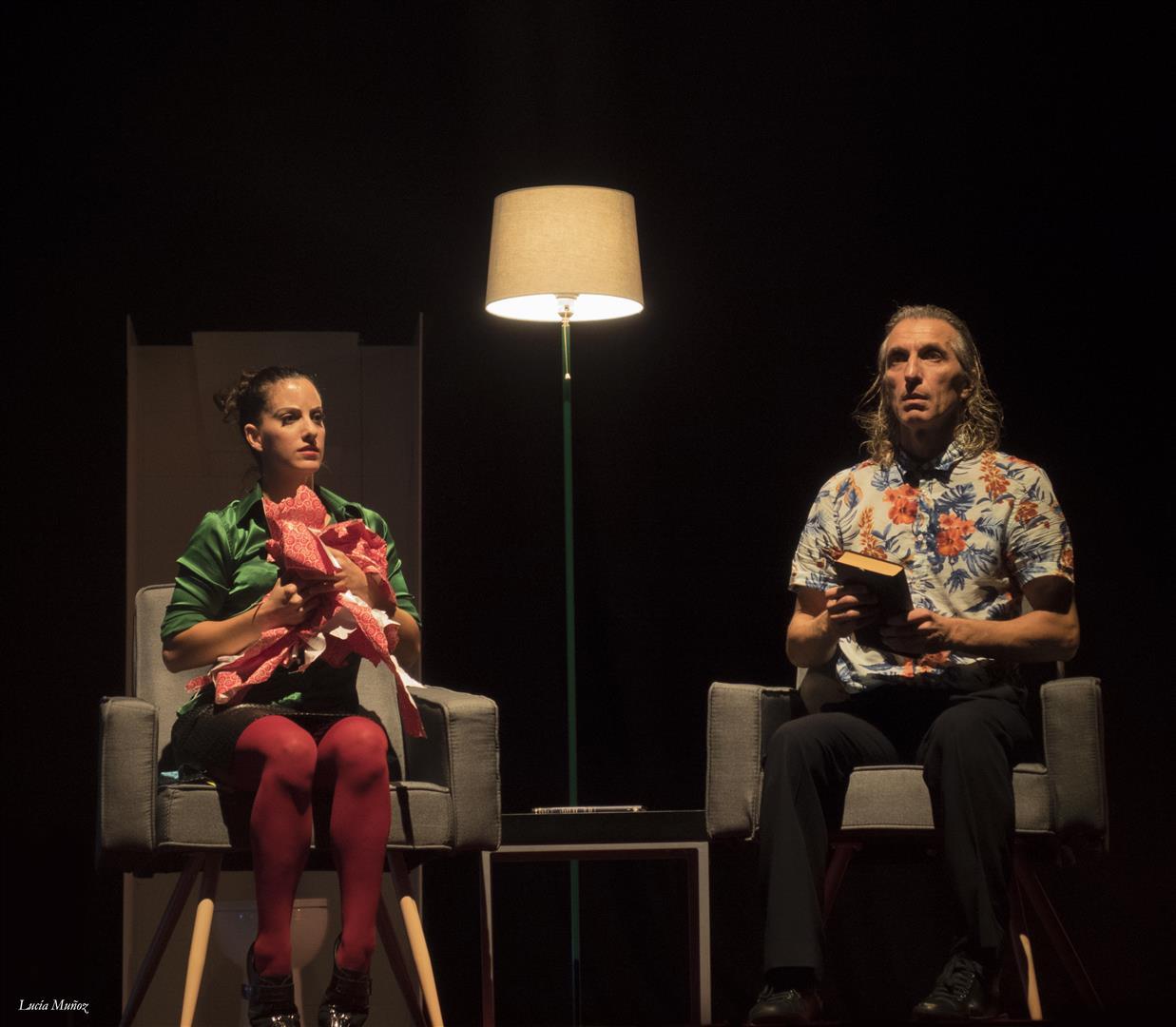 EL PARAISO DE LOS NECIOS - CÍA. DANZA FERNANDO HURTADO
