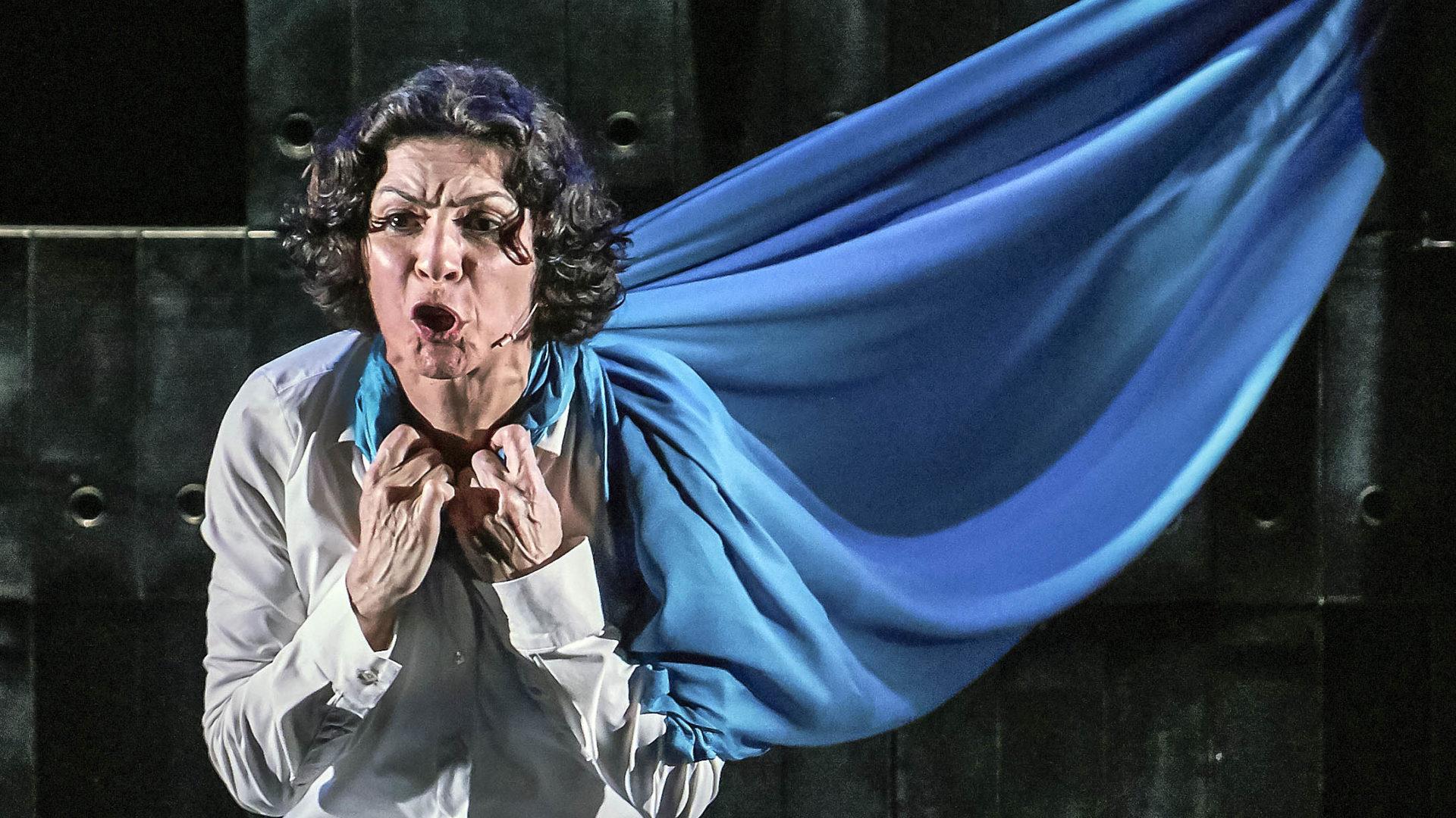 Histrión gana el Premio al Mejor Espectáculo con 'Lorca, la correspondencia personal'