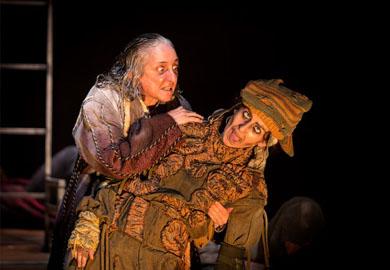 Rey Lear - atalaya teatro